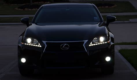 lexus lit price lexus is headlight and fog light modifications clublexus
