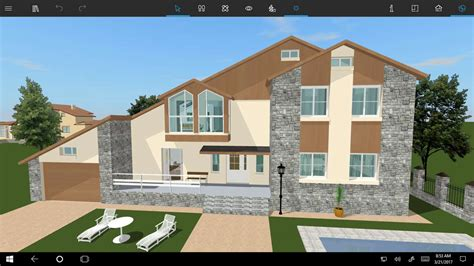 design your new home with live home 3d pro on windows 10