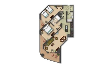 carolina club floor plan grand vacations club at club in