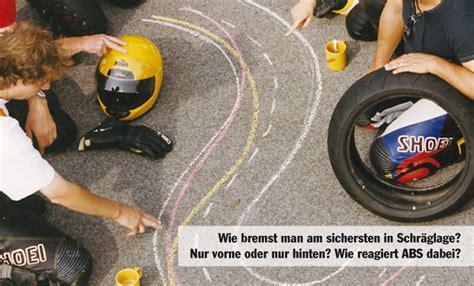 Motorrad Fahrsicherheitstraining Bremen by Termine Anmelden Bremen Adac Fahrsicherheits