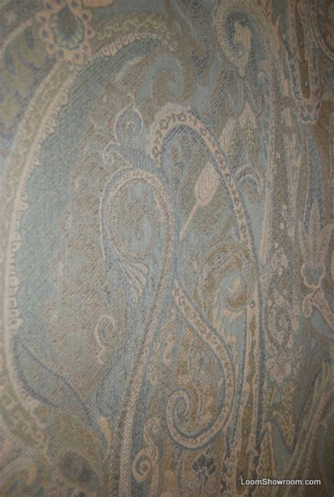 blue grey upholstery fabric rem333 2 6 yard piece incredible rich italian