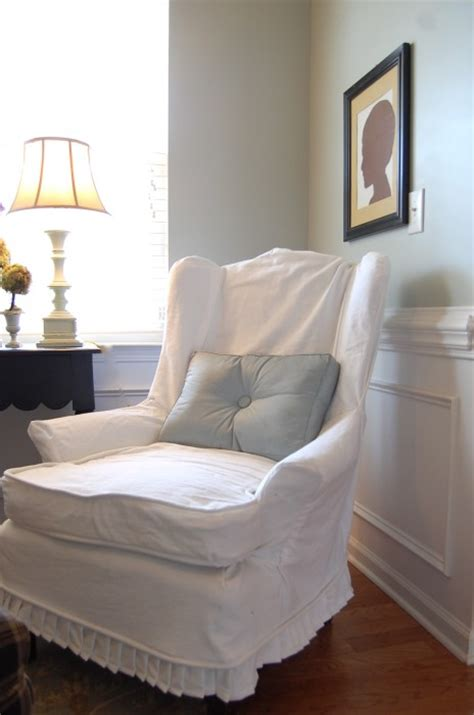 Slip Covered by Sofa Reuphostery Ideas
