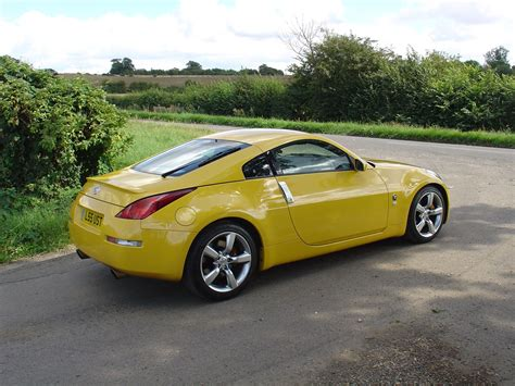 used nissan 350z nissan 350z coup 233 review 2003 2010 parkers