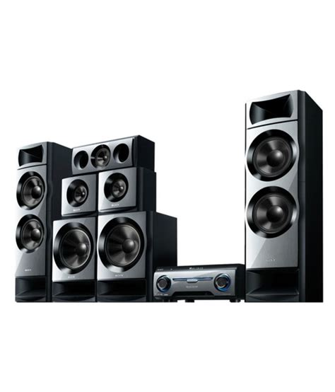 buy sony str k55sw home theater system at best