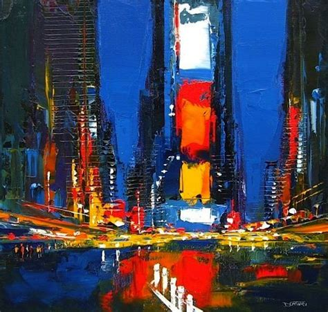 acrylic painting new york 71 best images about acrylic painting on