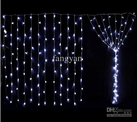twinkle light curtain 2015 wedding decoration chirstmas 800led curtain lights