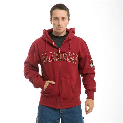 Hoodie Marine united states us marines usmc zipper marine corps sweatshirt hoodie hoody ebay