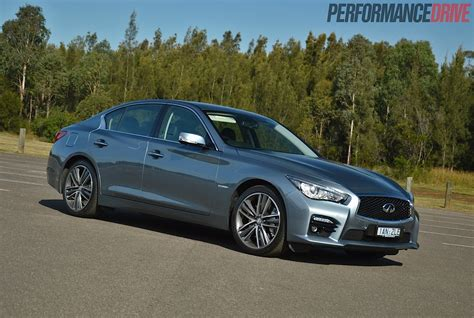 infiniti q50 infiniti q50 s premium hybrid review video