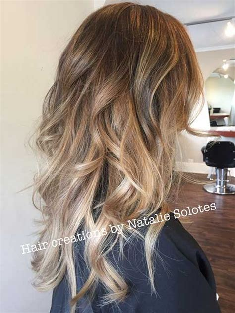 dark with blonde ombre pictures 20 long dark blonde hair long hairstyles 2016 2017