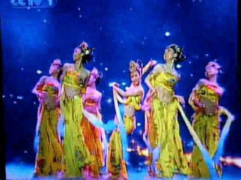 tangs new year new year on cctv tang dynasty dances