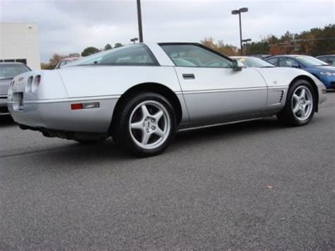 1996 Corvette Collectors Edition Specs by 1996 Chevrolet Corvette Collector Edition Coupe Data Info