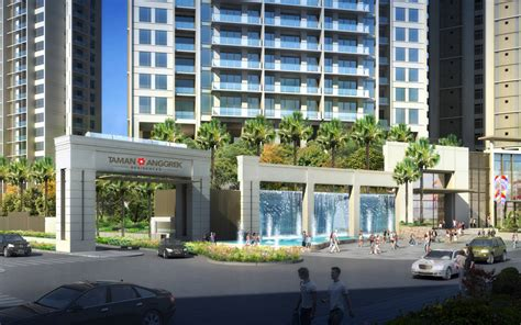 Harga Taman Anggrek apartemen taman anggrek dijual gt gt indonesia jakarta