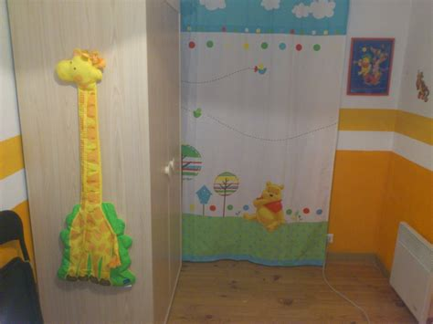 chambre bebe winnie l ourson chambre b 233 b 233 winnie l ourson photo 3 8 3514831