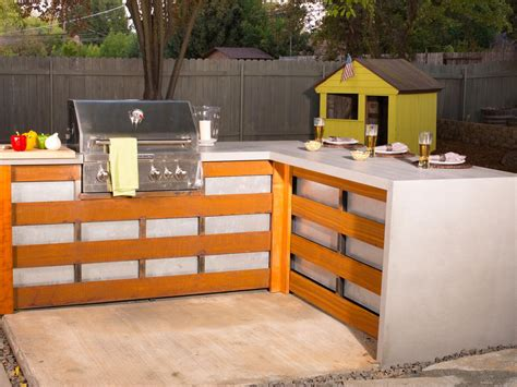 Backyard Grill And Bar Matt Blashaw Diy
