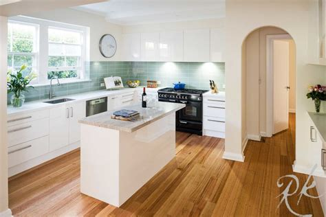 kitchen splashbacks melbourne rosemount kitchens