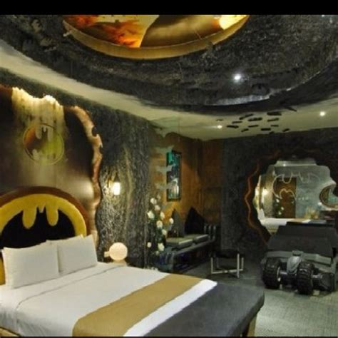 man cave bedroom batcave bedroom the ultimate man cave house pinterest