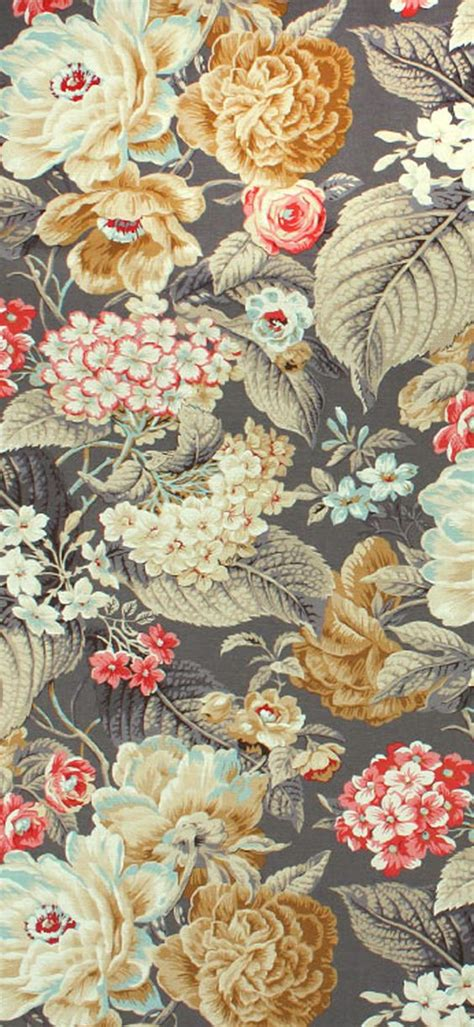 home decor print fabric waverly floral flourish clay jo ann waverly floral flourish clay fabric room colors blue