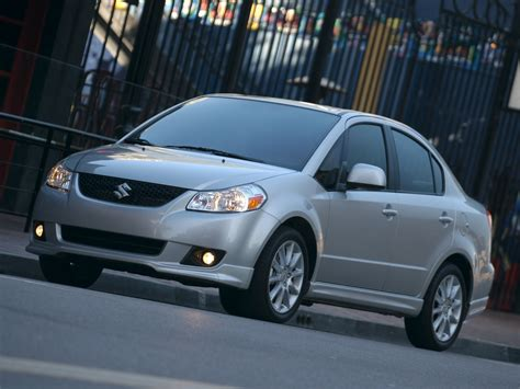09 Suzuki Sx4 Suzuki Sx4 Sedan 2007 Suzuki Sx4 Sedan 2007 Photo 09 Car