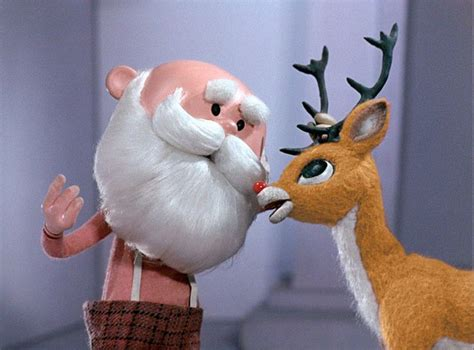 131 best rudolph the red nosed reindeer and santa claus
