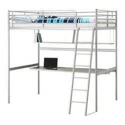 Tromsö Loft Bed Frame Ikea Tromso Loft Bed Frame Bedroom Furniture