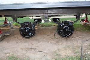 mobile home axle how to install new trailer axles thumbnail apps directories