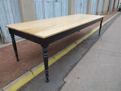 grande table de salle manger avec rallonges tables