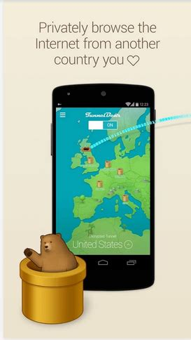 tunnelbear apk tunnelbear vpn v92 apk for android
