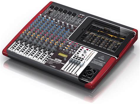 Mixer Audio Behringer top news behringer ix3242usb ix2442usb und ix1642usb