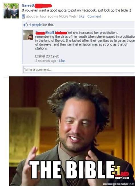 Biblical Memes - http onyourknees tumblr com wowkeyword com