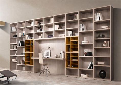 giessegi librerie disimpegno come trasformarlo in zona studio
