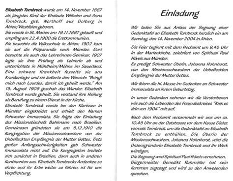 Musterbrief Einladung B Rgermeister einladung f 252 r ausl 228 nder muster biblesuite co