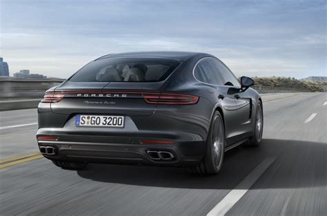 porsche panamera turbo 2017 2017 porsche panamera revealed on sale in australia from