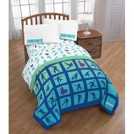 fortnite bedding fortnite boogie 4 sheet set kid s bedding