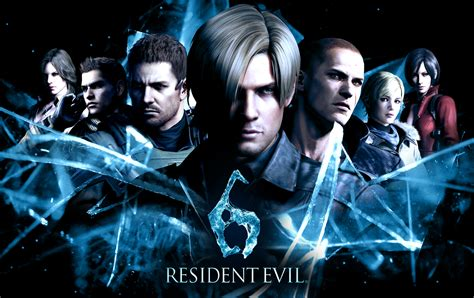 wallpaper game resident evil 6 3 reasons why resident evil 6 failed to impress the