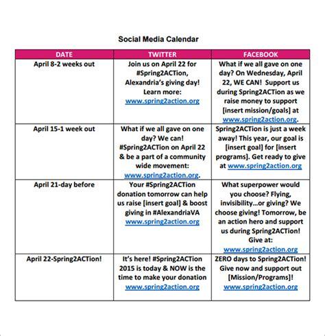 content marketing calendar template hubspot content calendar exles wwwnpaworldwidecomwp