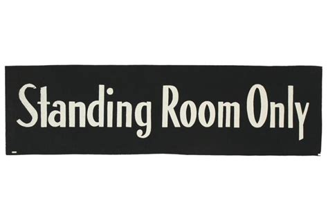 standing room only vintage standing room only stay omero home