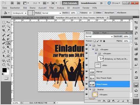 Design Vorlagen Illustrator illustrator design einladungskarte gestalten illustrator tutorials de