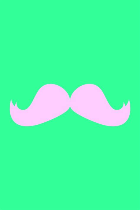 wallpaper pink mint pink mustache with mint background love mustache