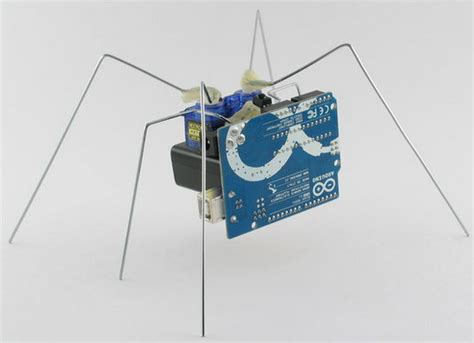 membuat robot kontrol sederhana cara membuat robot berkaki dengan arduino uno
