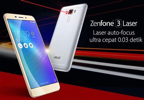 detik zenfone asus zenfone 3 laser 32gb 4gb ram zc551kl silver