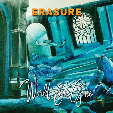 New Gadget by Erasure World Be Gone Ep Cd Single