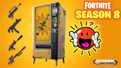 fortnite season  dude  happened   vending