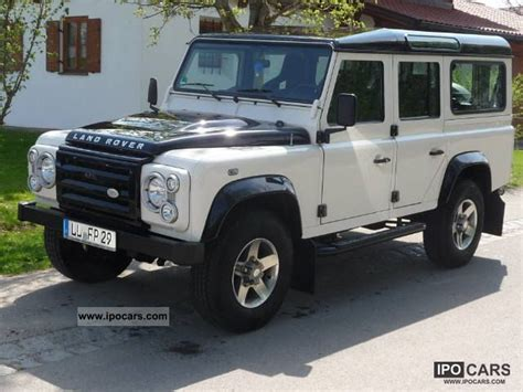 manual repair autos 2010 land rover defender ice edition navigation system 2010 land rover ice defender 2 4 tdi car photo and specs