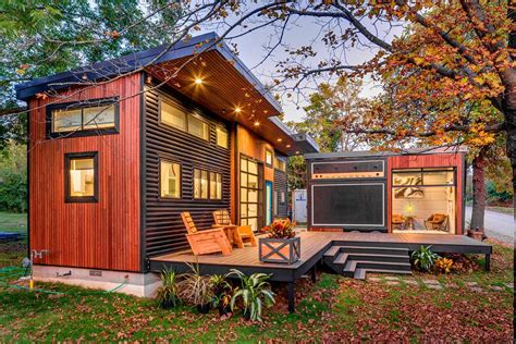 micro house amplified tiny house tiny living