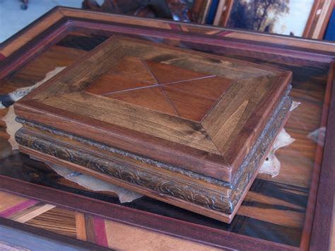 Handmade Cigar Humidor - made custom humidors by of wood custommade