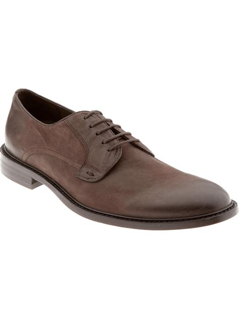 banana republic oxford shoes banana republic oxford in brown for lyst