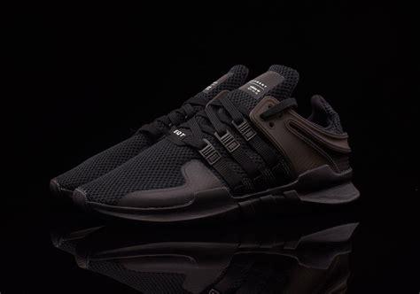 Adidas Consortium Eqt Support Adv X Undptd Black White der adidas originals eqt equipment adv in white und black