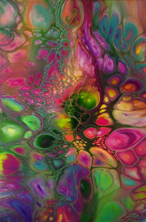 acrylic paint artist fluid acrylic pouring artistic inspiration