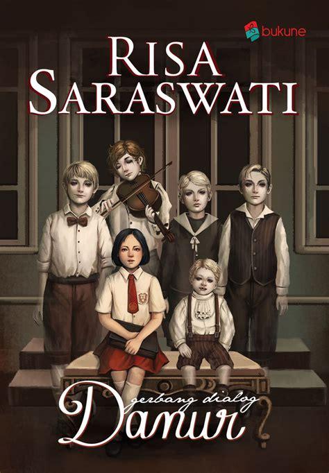 Diskon William Paket 2 Novel Risa Saraswati gerbang dialog danur bukubukularis toko buku belanja buku murah