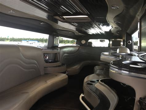 Hummer Limo Interior by Hummer H2 Black Interior Image 108